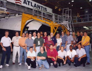 John Keatley Space Shuttle Atlantis