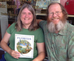 Sandra Friend and John Keatley Florida