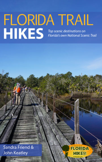 Florida Trail Hikes book