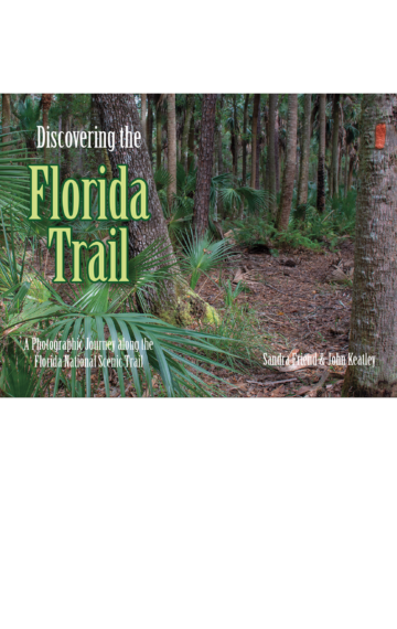 Discovering the Florida Trail cover
